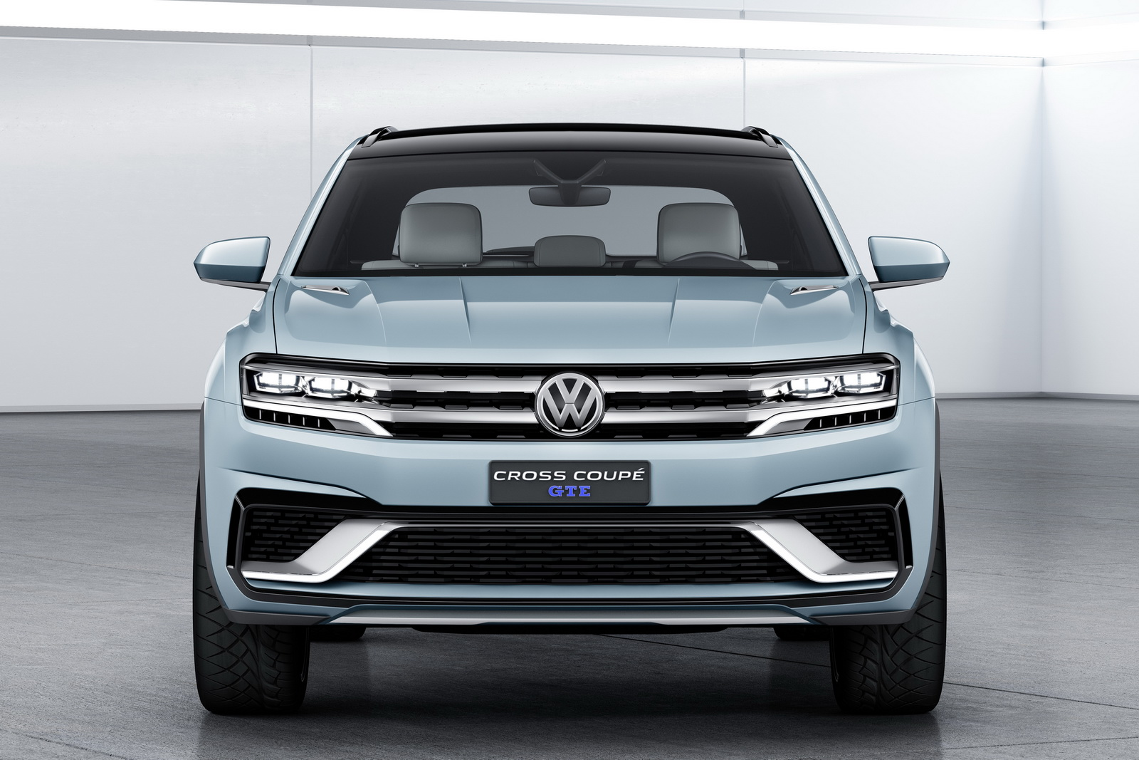 2019 Volkswagen Cross Coupe Concept photo - 1