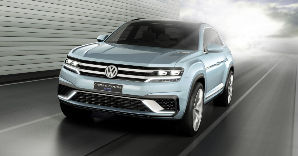 2019 Volkswagen Cross Coupe GTE Concept photo - 4