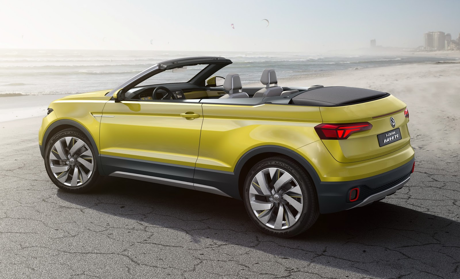 2019 Volkswagen CrossBlue Concept photo - 3