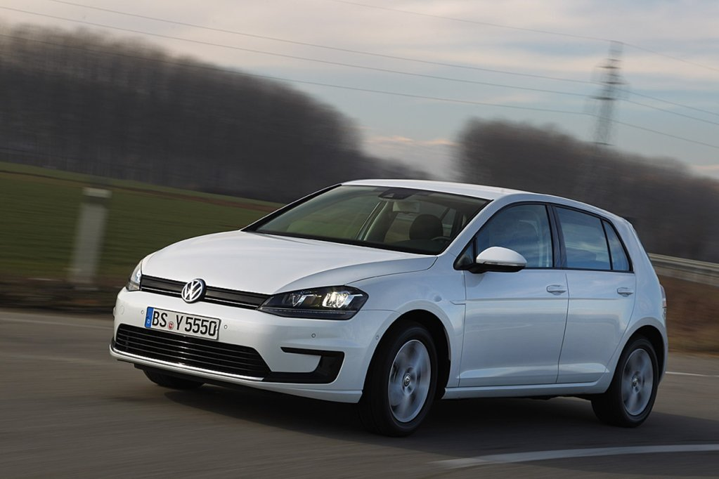 2019 Volkswagen e Golf photo - 4