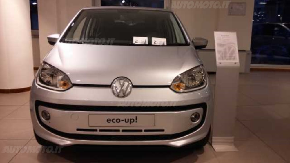 2019 Volkswagen e Up photo - 5