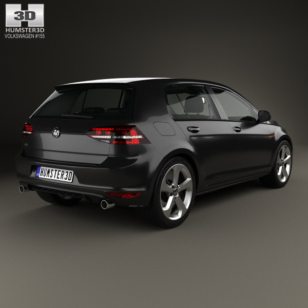 2019 Volkswagen Golf GTI 5 door photo - 6