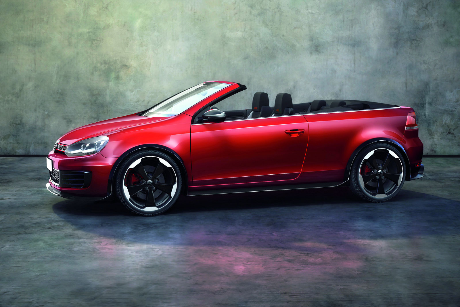 2019 Volkswagen Golf GTI Concept photo - 4