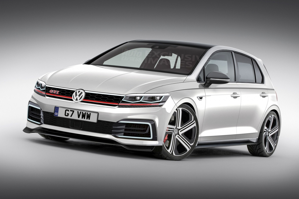 2019 Volkswagen Golf GTI US Version photo - 2
