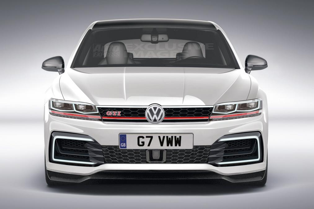 2019 Volkswagen Golf II GTI photo - 1