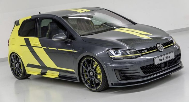 2019 Volkswagen Golf II GTI photo - 6