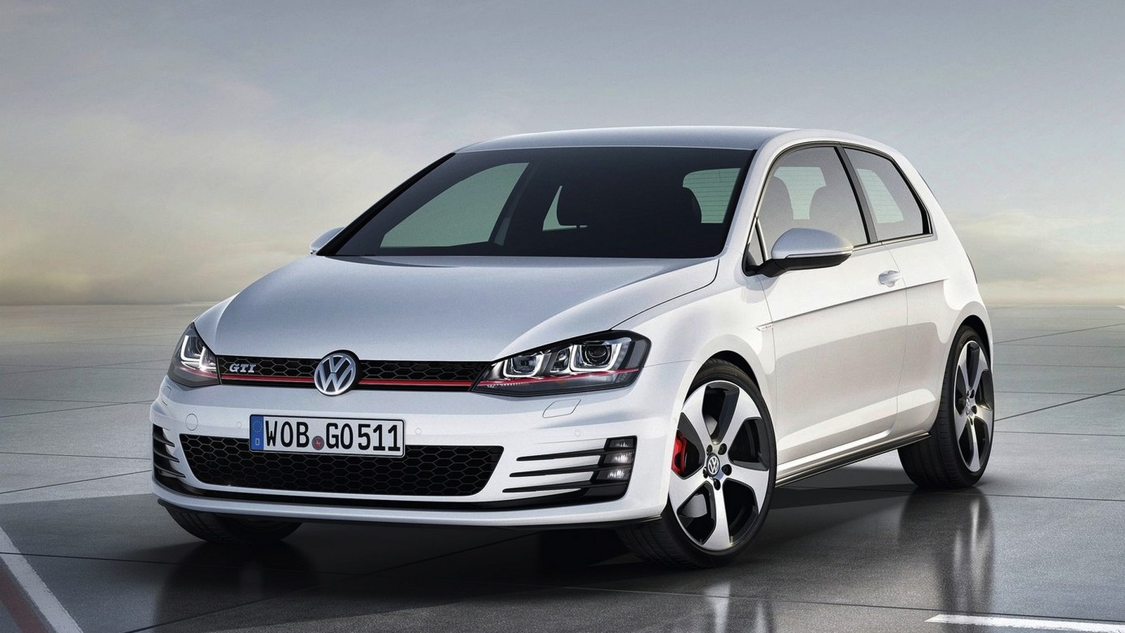 2019 Volkswagen Golf III GTI photo - 1