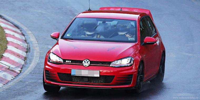 2019 Volkswagen Golf III GTI photo - 2