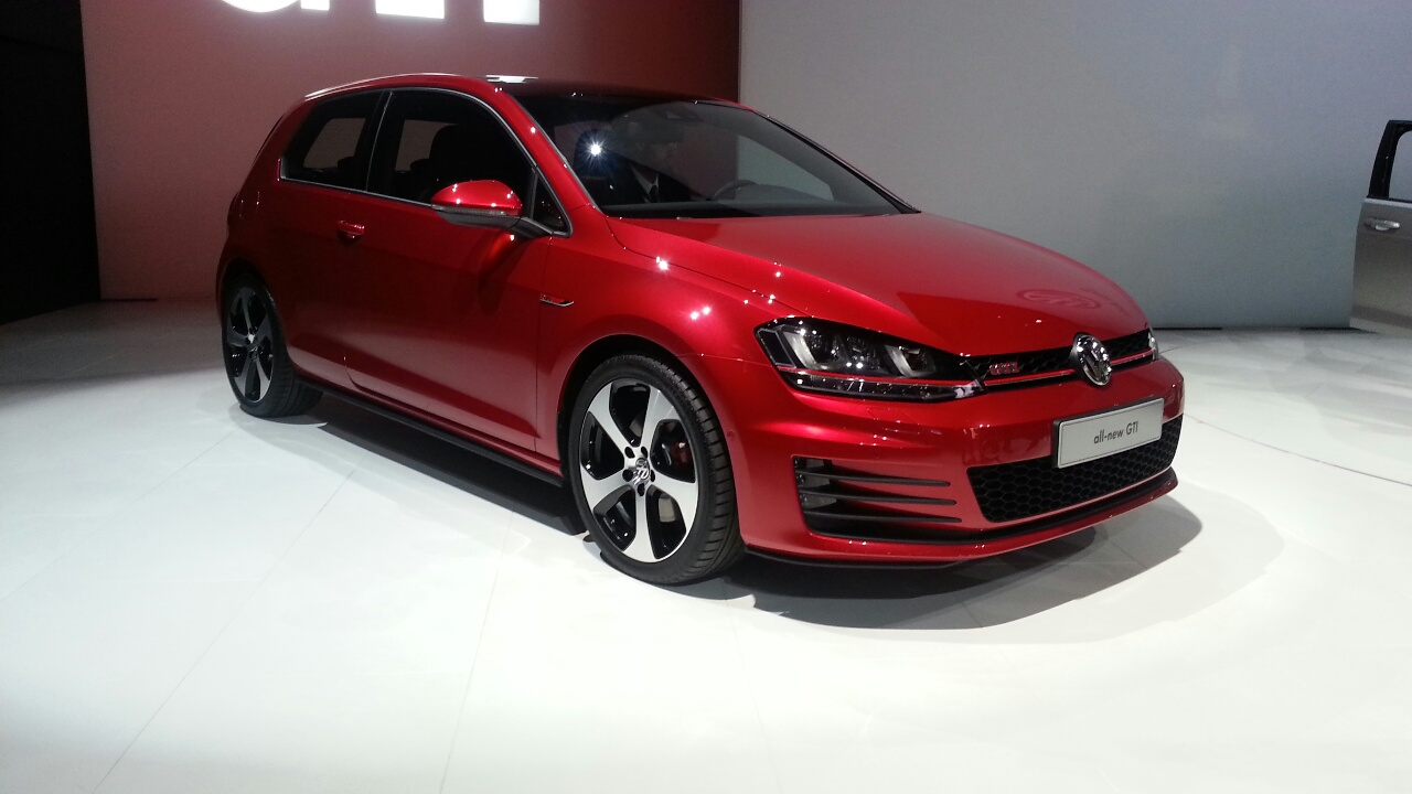 2019 Volkswagen Golf IV GTI photo - 4