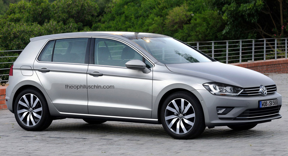 2019 Volkswagen Golf Plus photo - 3