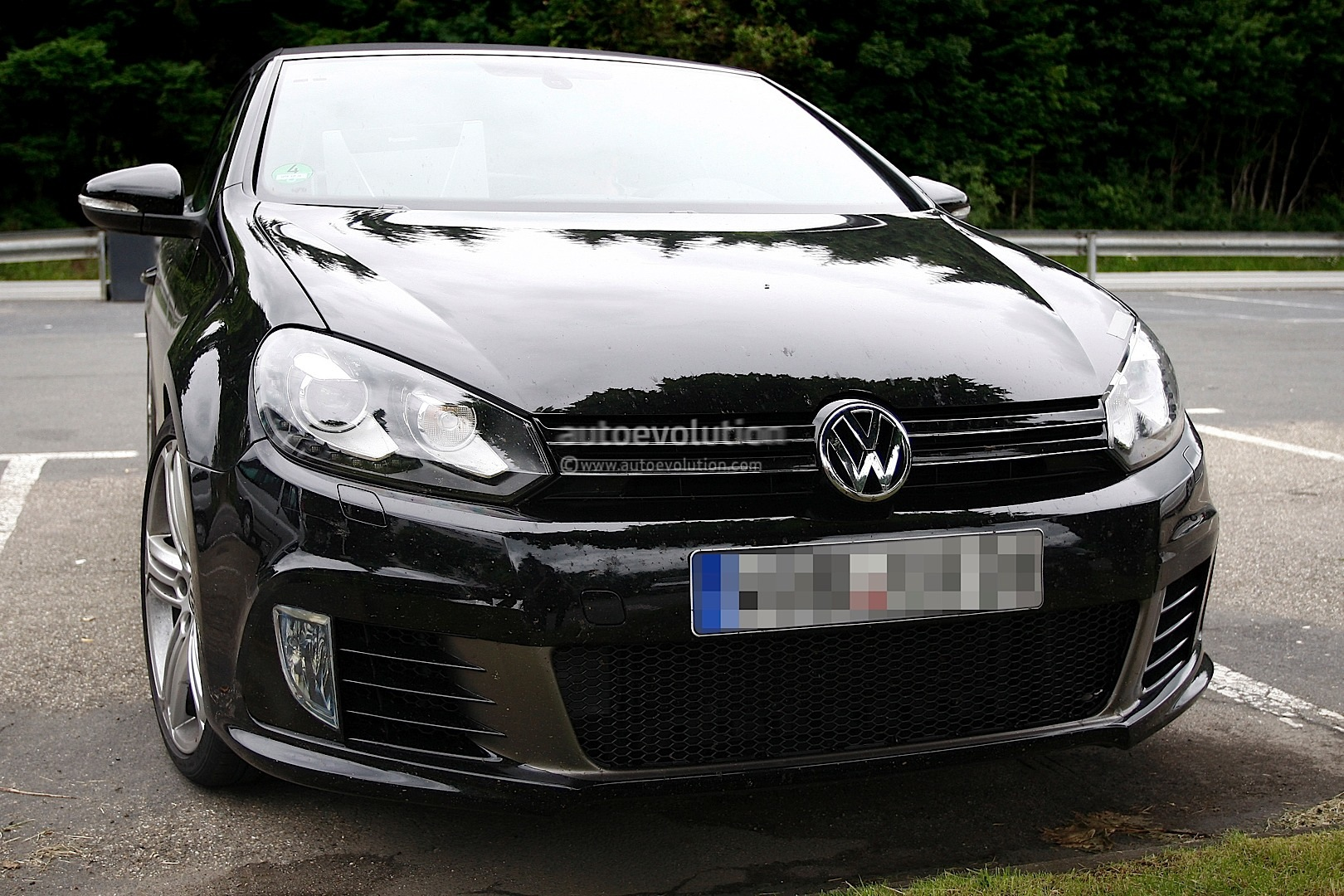 2019 Volkswagen Golf R Cabriolet Car Photos Catalog 2019
