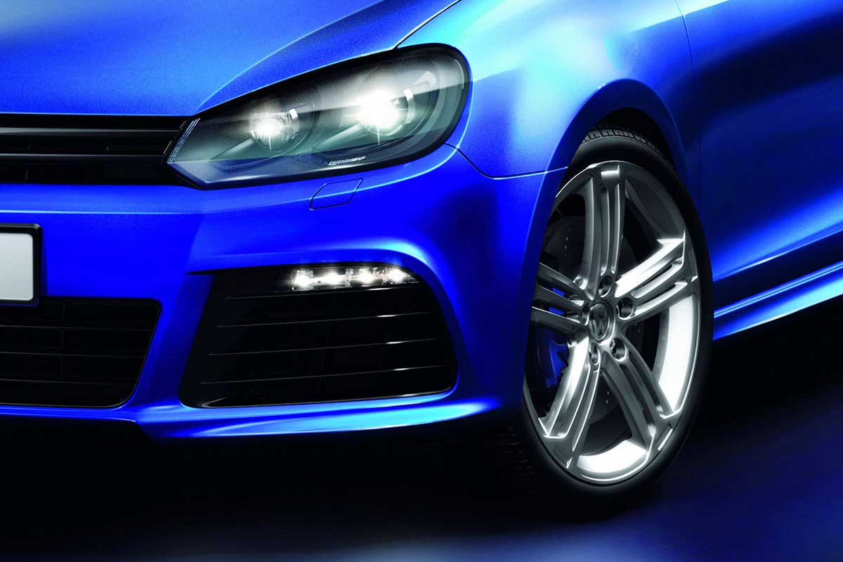 2019 Volkswagen Golf R Cabriolet Concept photo - 6