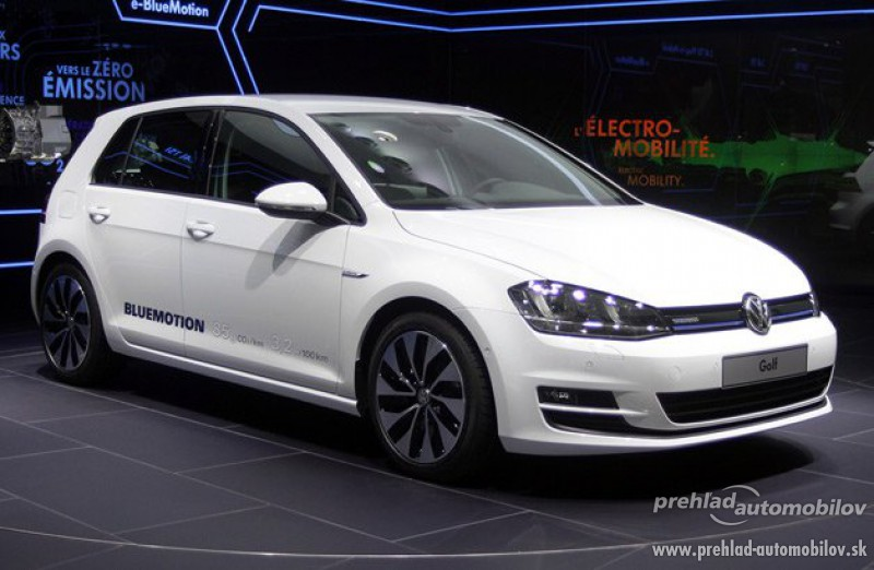 2019 Volkswagen Golf TDI BlueMotion photo - 3