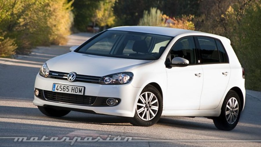 2019 Volkswagen Golf TDI BlueMotion photo - 5