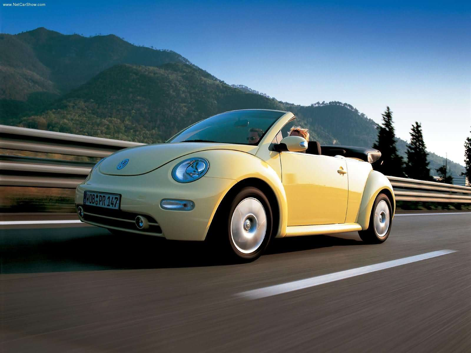 2019 Volkswagen New Beetle USA Version photo - 1
