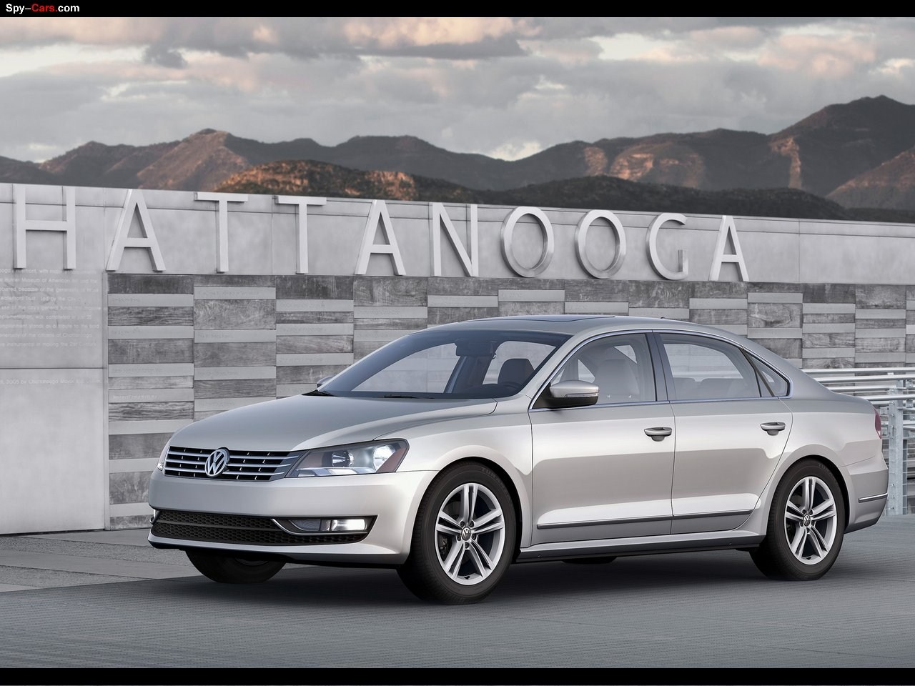volkswagen passat  version car  catalog