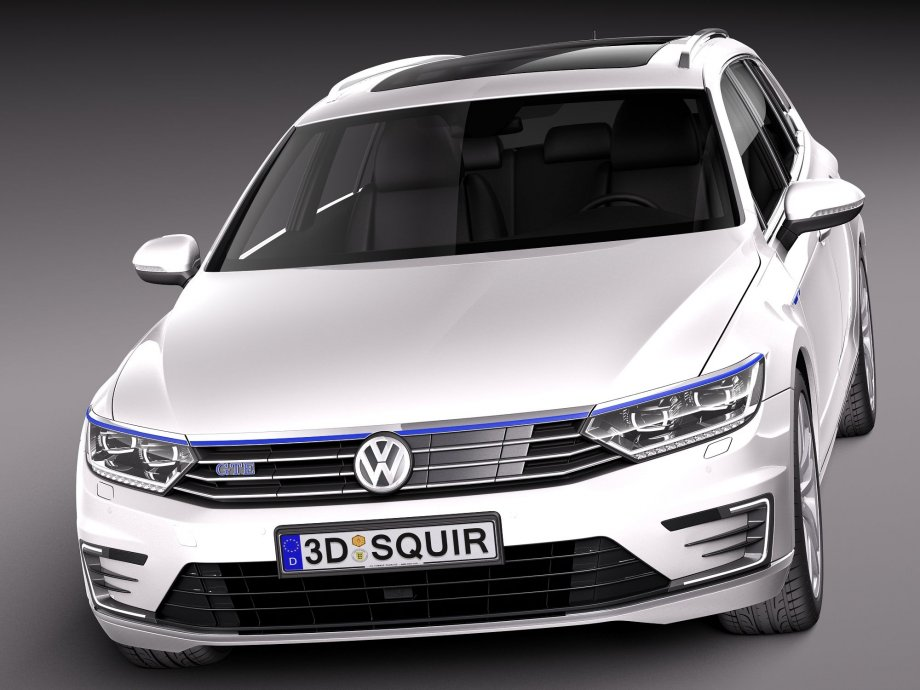 2019 Volkswagen Passat Variant photo - 1