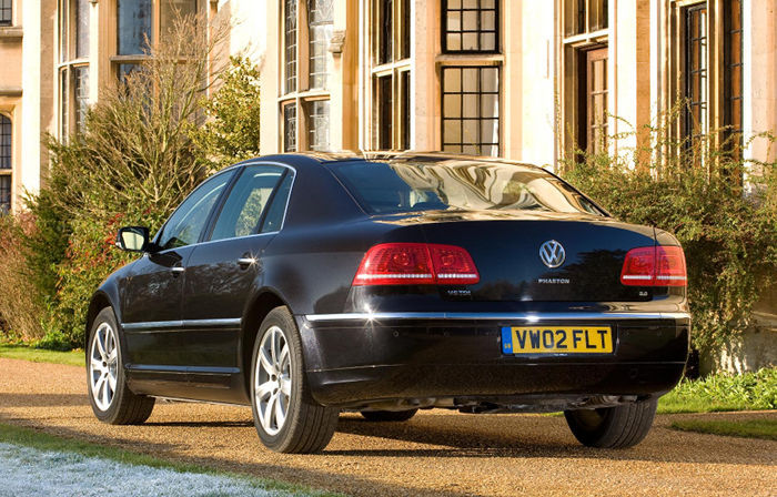 2019 Volkswagen Phaeton photo - 3