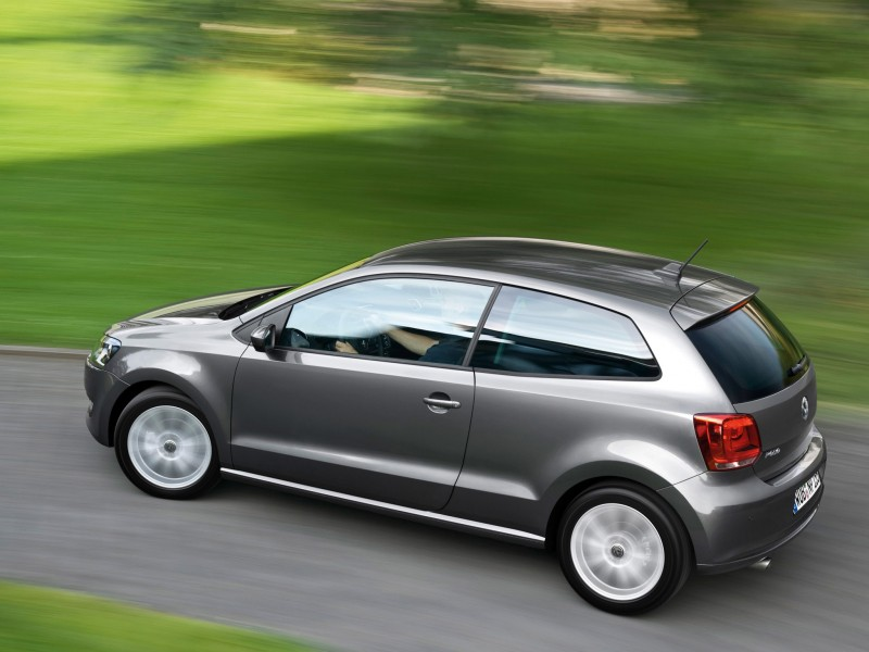 2019 Volkswagen Polo 3 Door photo - 4