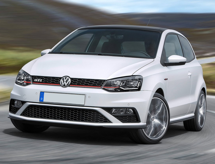 2019 Volkswagen Polo 3 Door photo - 6