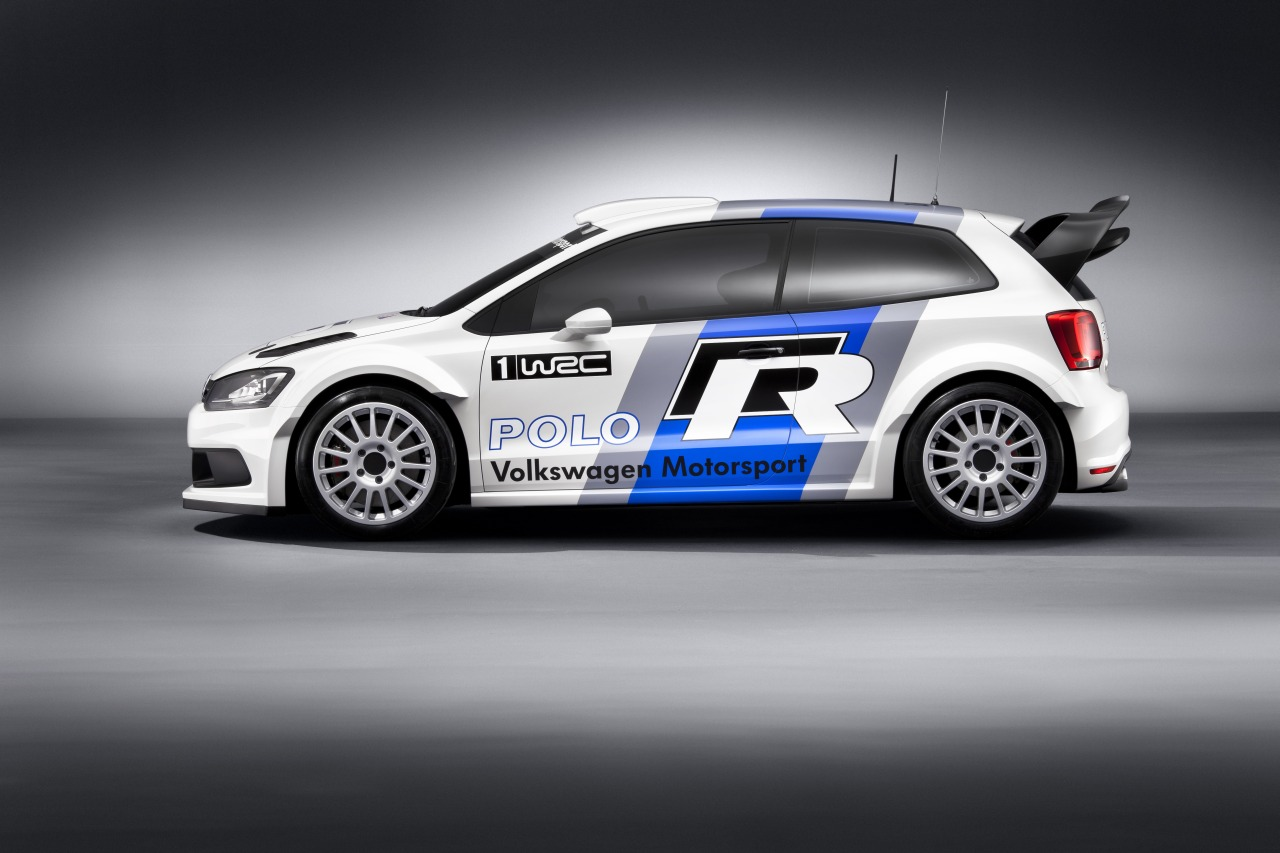 2019 Volkswagen Polo R WRC photo - 1