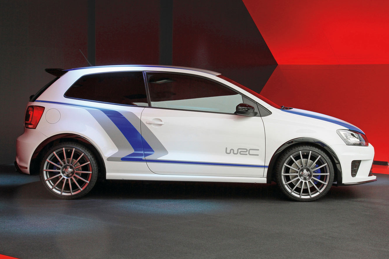 2019 Volkswagen Polo R WRC photo - 2