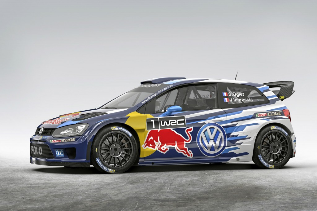 2019 Volkswagen Polo R WRC photo - 3