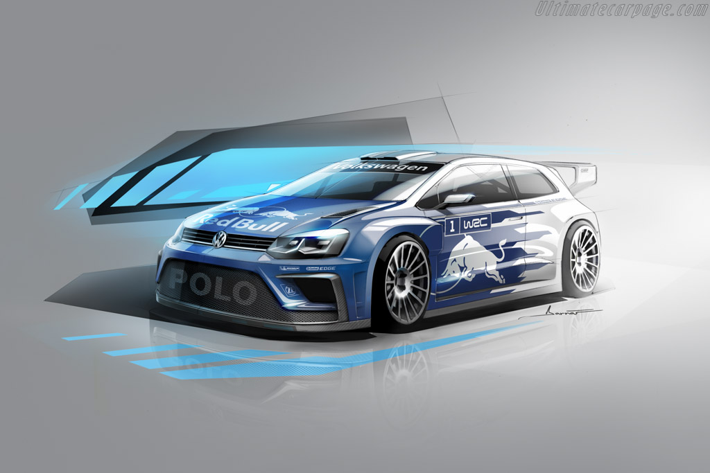 2019 Volkswagen Polo R WRC photo - 4