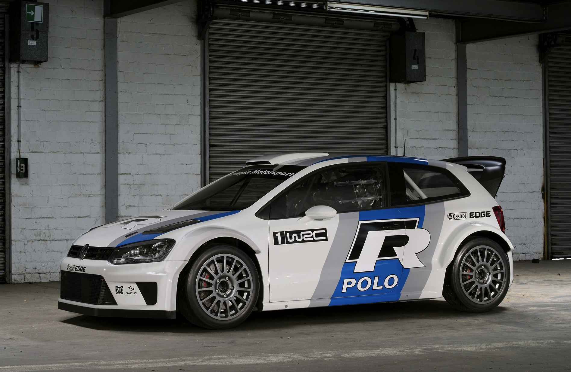 2019 Volkswagen Polo R WRC photo - 5