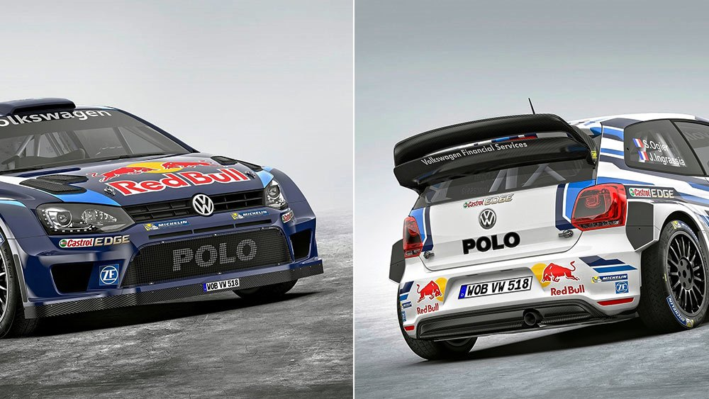 volkswagen polo  wrc racecar car  catalog