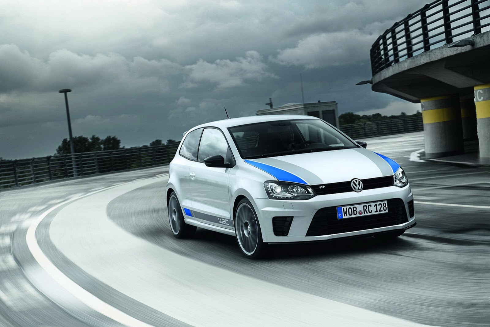 2019 Volkswagen Polo R WRC Street Concept photo - 3