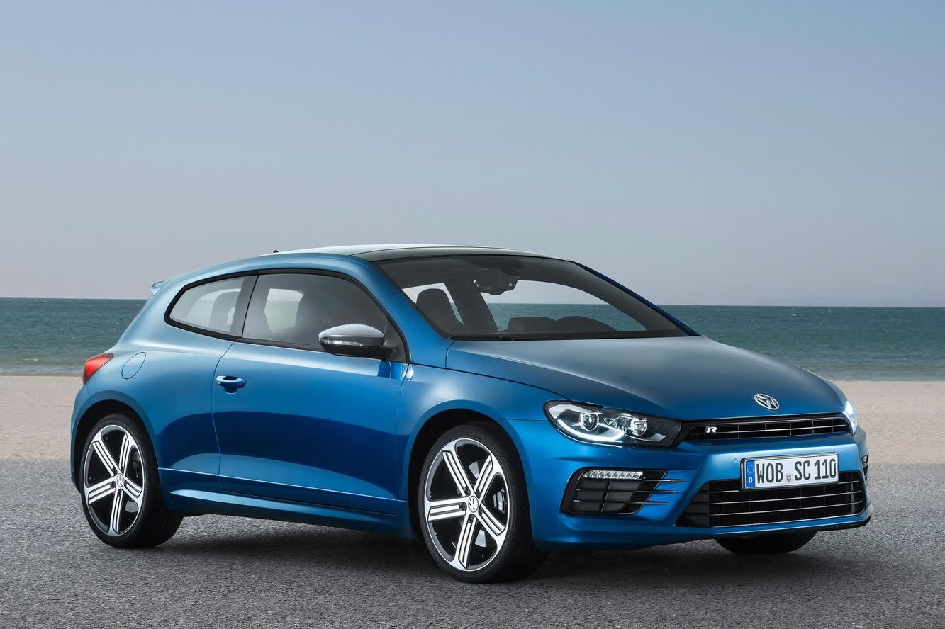 2019 Volkswagen Scirocco photo - 4