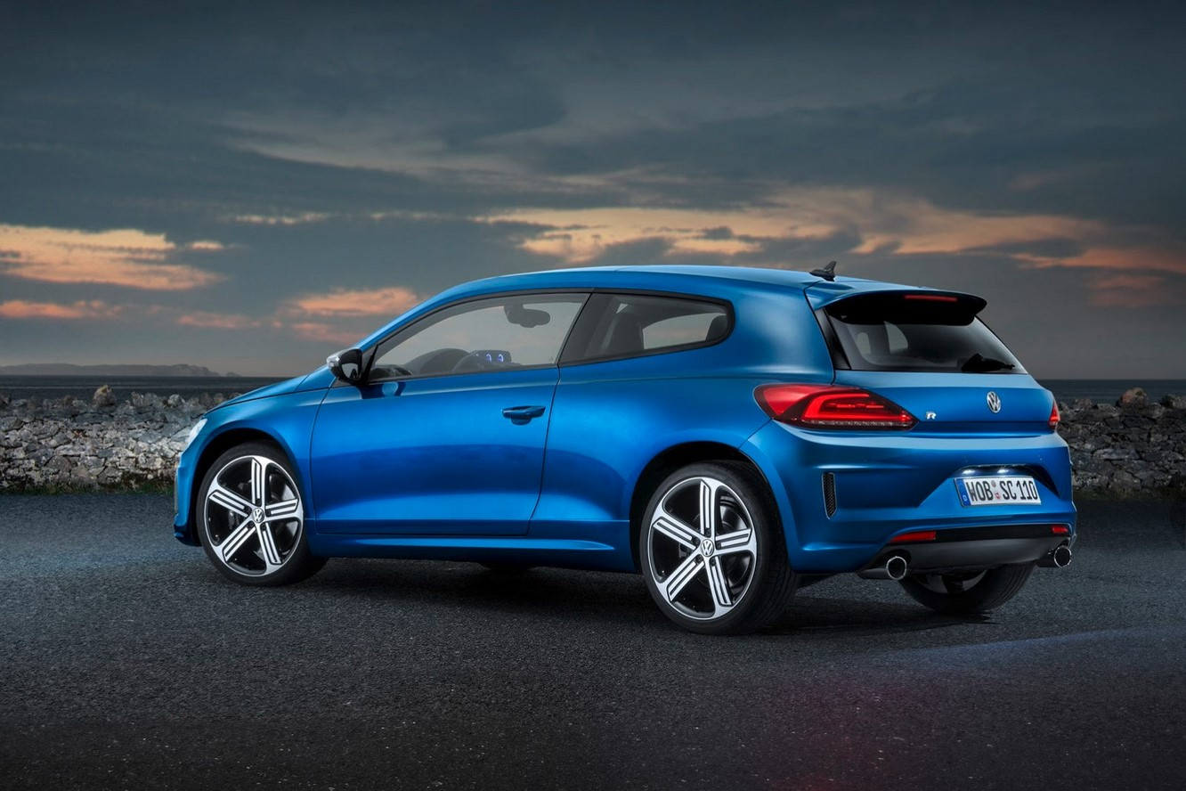 2019 Volkswagen Scirocco photo - 5