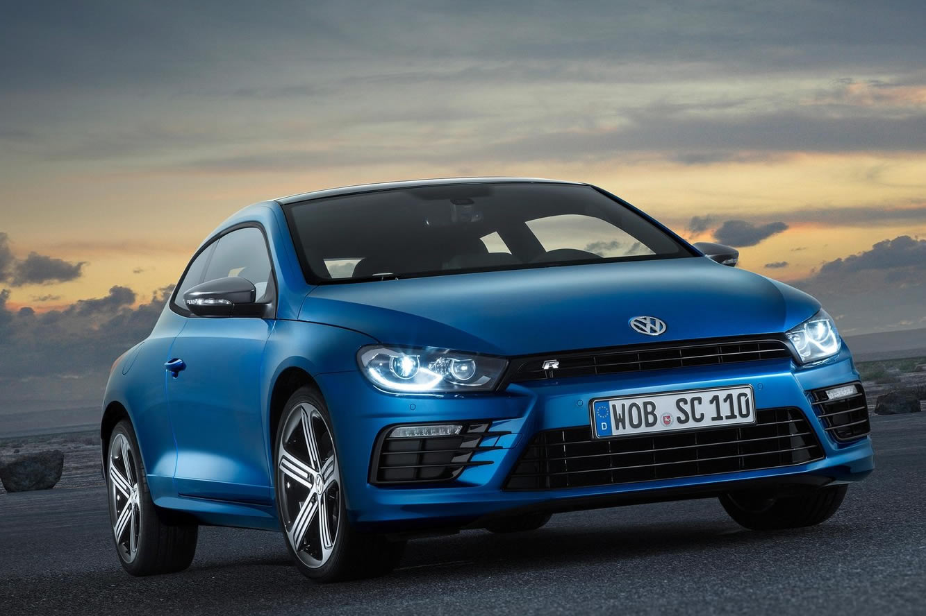 2019 Volkswagen Scirocco R photo - 6