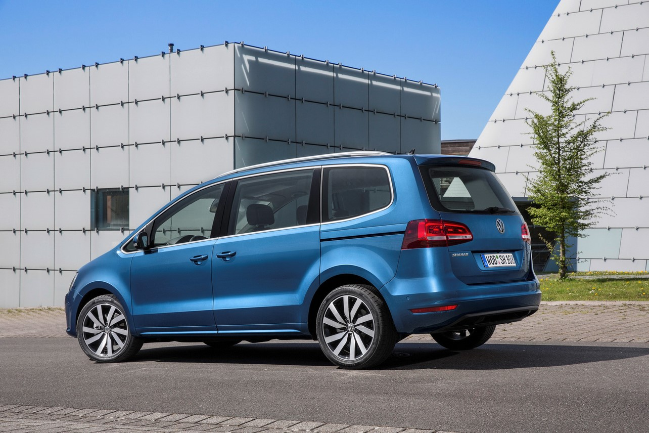 2019 Volkswagen Sharan photo - 2