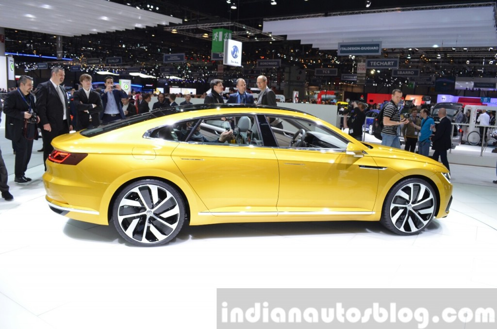 2019 Volkswagen Sport Coupe GTE Concept photo - 3