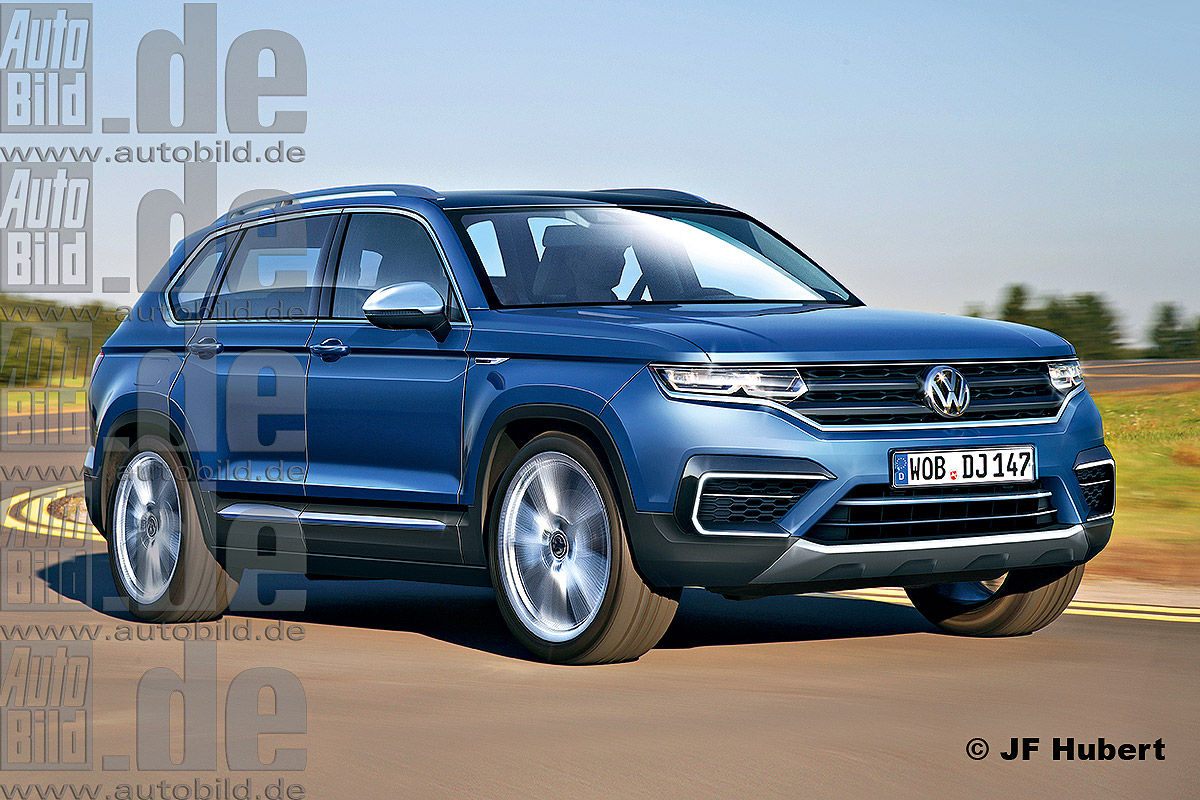 2019 Volkswagen Touareg Car Photos Catalog 2018
