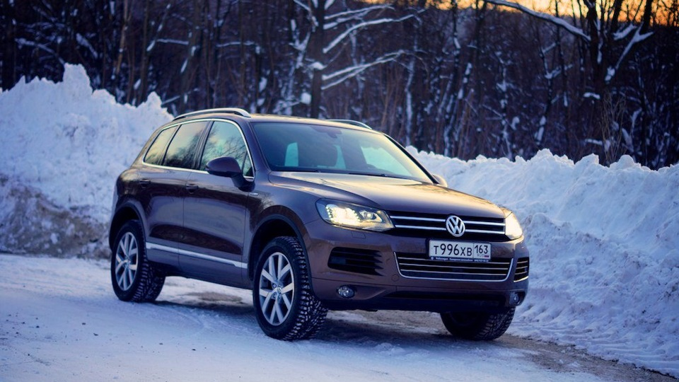 2019 Volkswagen Touareg Edition X photo - 5