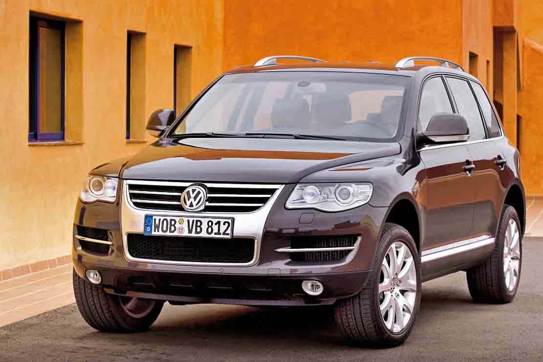 2019 Volkswagen Touareg R50 photo - 1