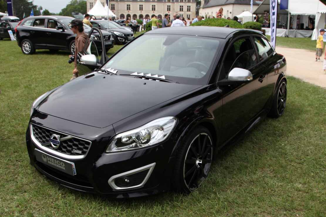2019 Volvo C30 Heico Concept photo - 4