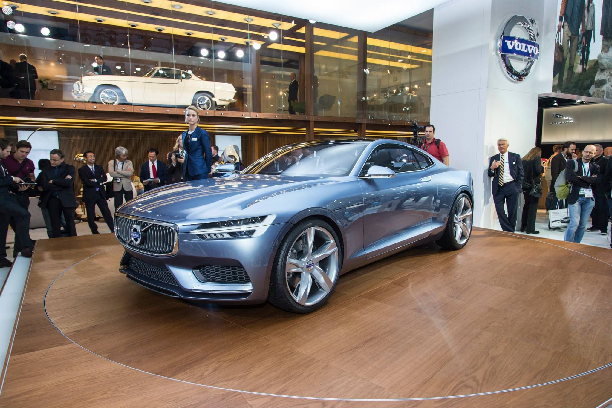 2019 Volvo Coupe Concept photo - 1