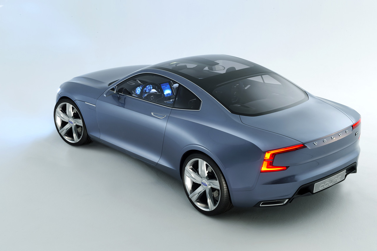 2019 Volvo Coupe Concept photo - 2
