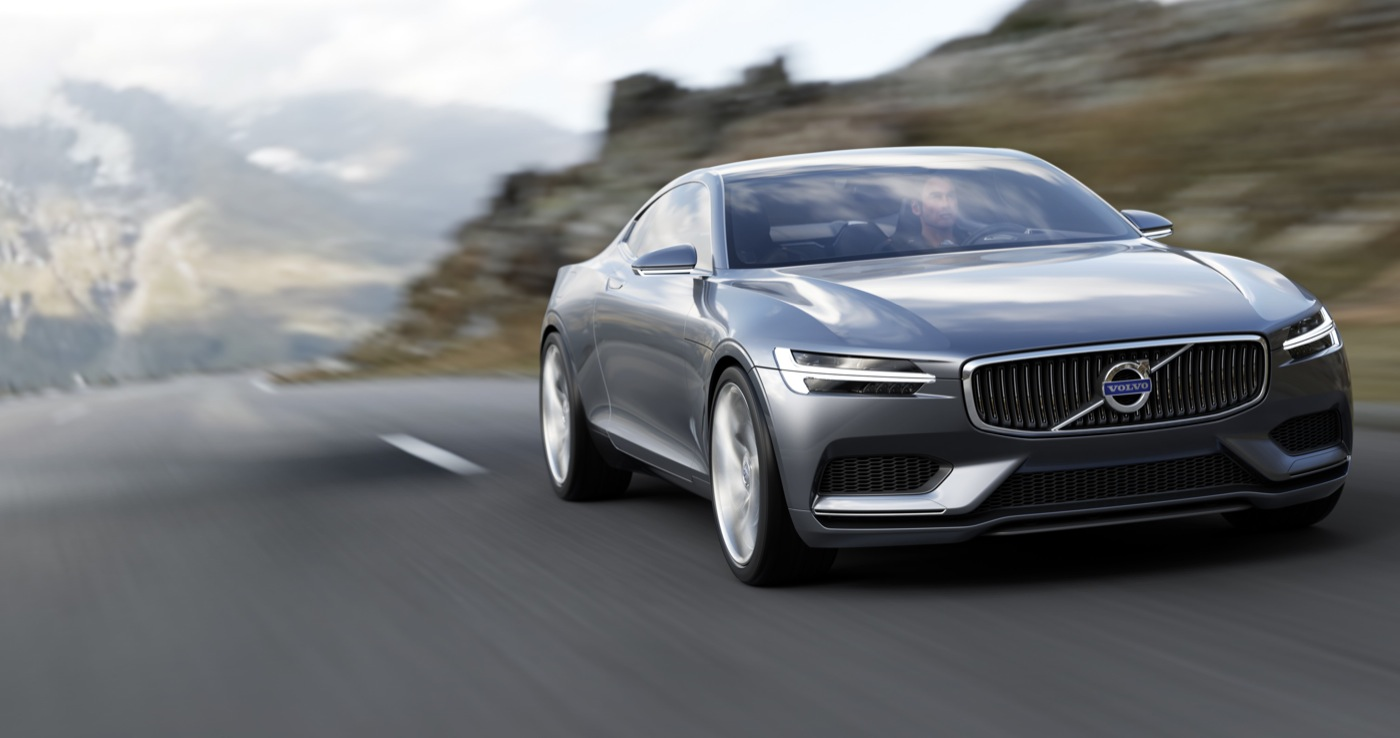 2019 Volvo Coupe Concept photo - 3