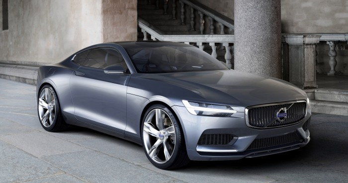 2019 Volvo Coupe Concept photo - 4