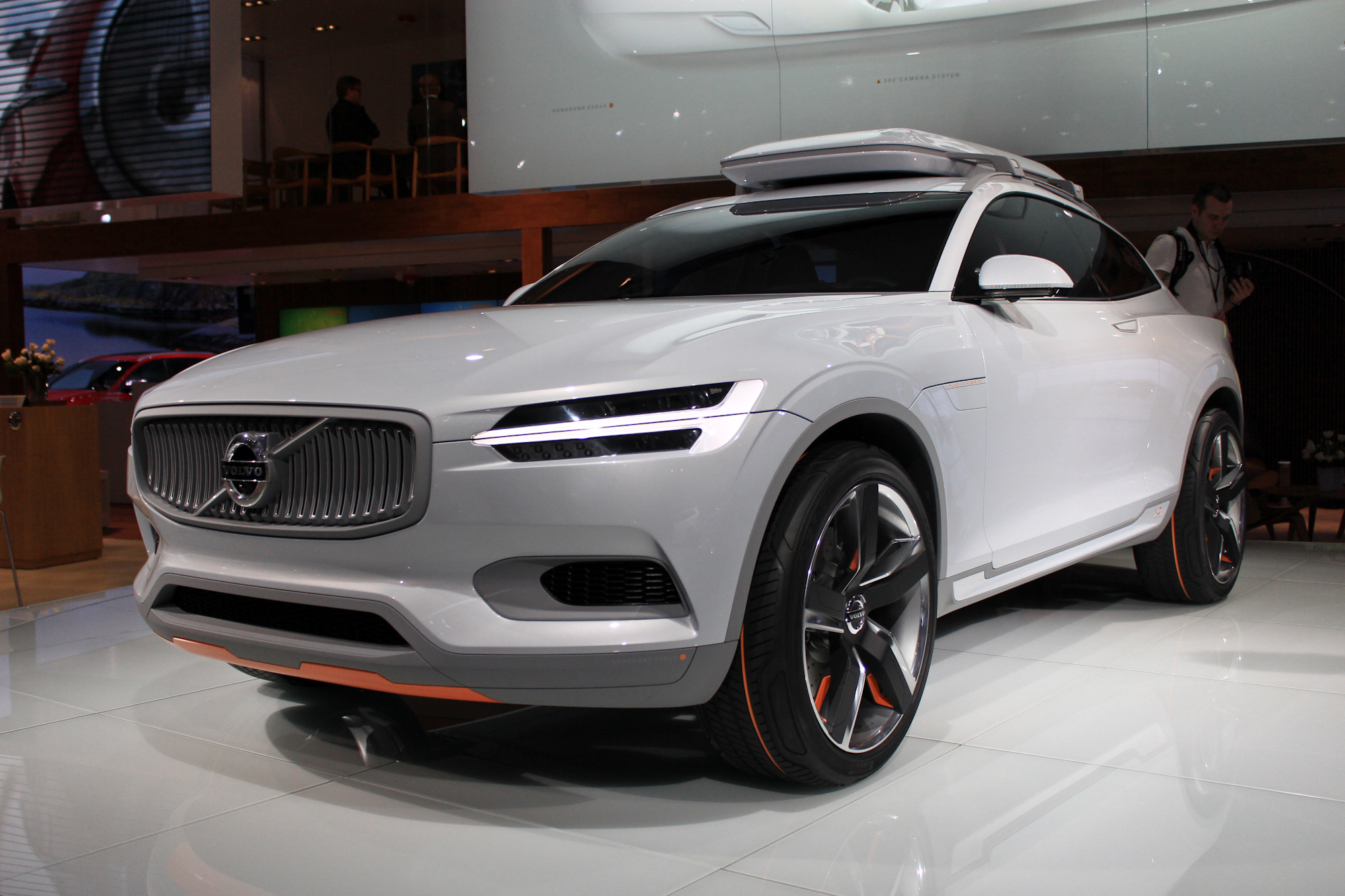 Volvo Coupe Concept on heico volvo xc90