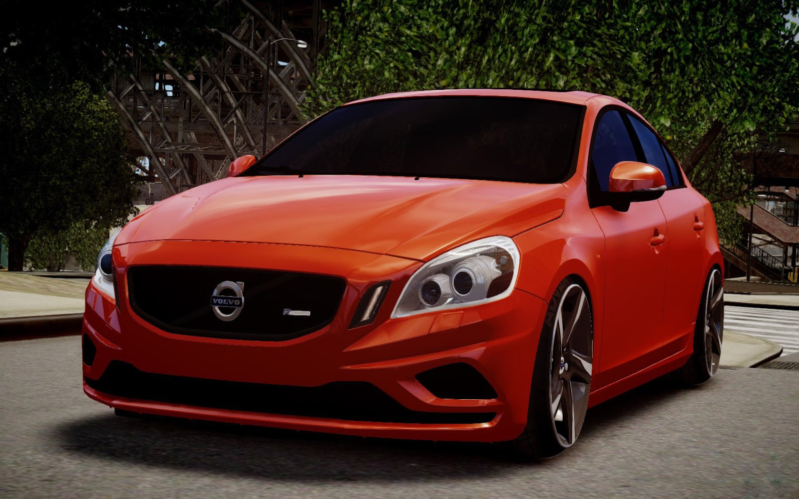 2019 Volvo S60 R Design photo - 2
