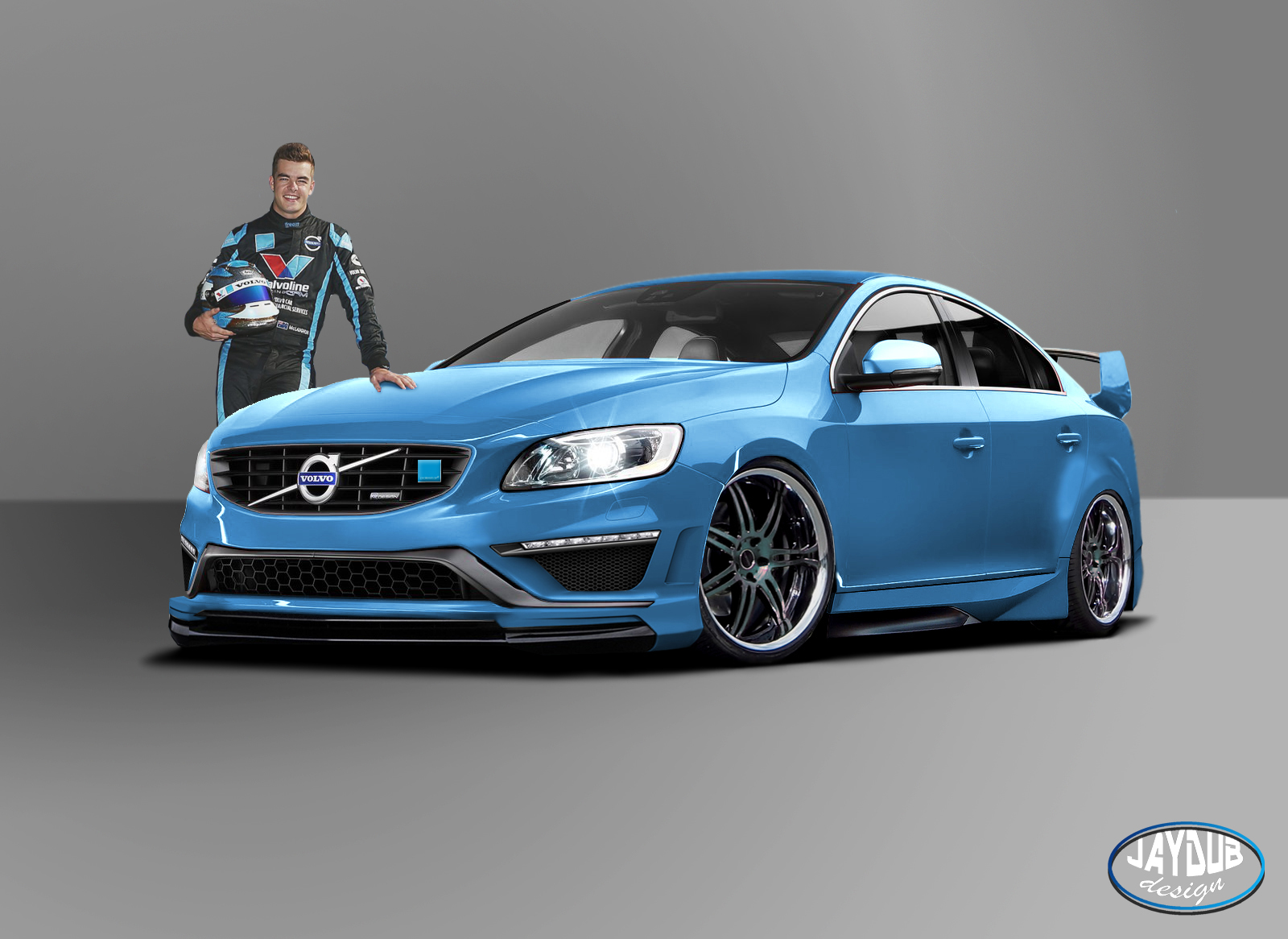 2019 Volvo S60 R Design photo - 4