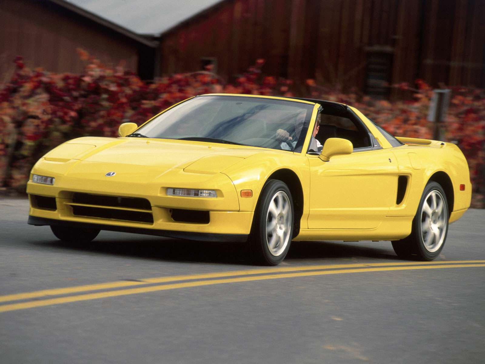 2001 Acura NSX-T photo - 10