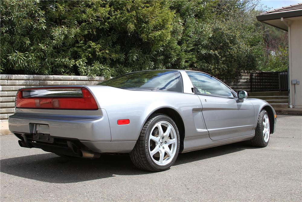 2001 Acura NSX-T photo - 11