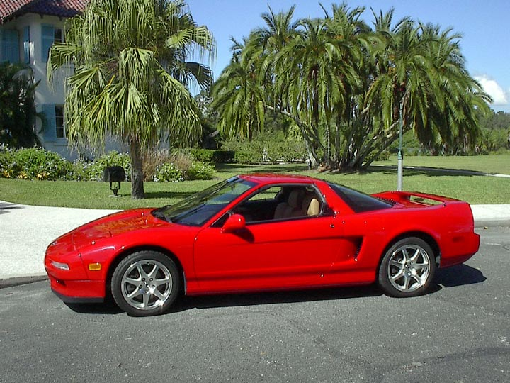 2001 Acura NSX-T photo - 12